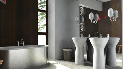 Sara's Bathroom - Modern - Bathroom  - by 3rdfloor