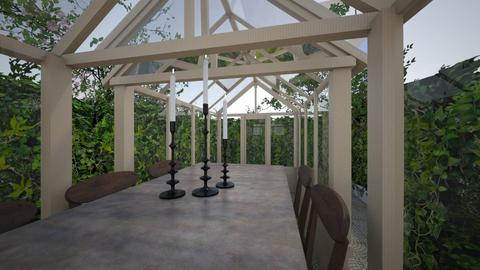 Greenhouse - Garden - by amandafern