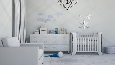 Baby room - Kids room  - by nikolin_