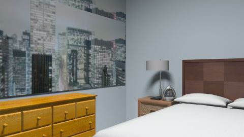 Michael - Eclectic - Bedroom  - by michaelkay