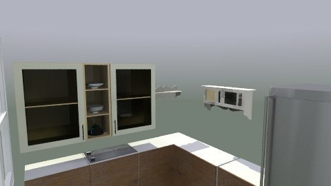 Kitchen1 - Minimal - by zeuspoj
