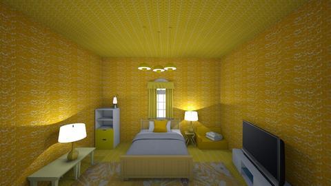 layla - Bedroom  - by vivyanm344