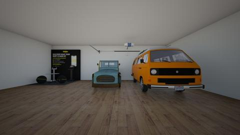Garage - by EmmaAwesomeness