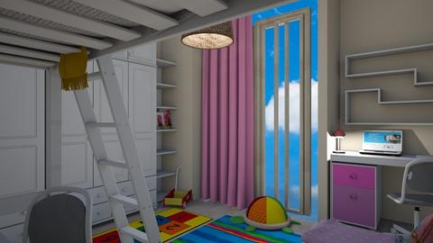 elsad307 - Kids room  - by vottimaria