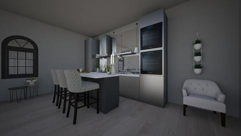 Students house - Modern - Kitchen - by Marlisa Jansen