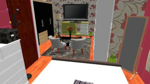 bedroom - Bedroom  - by erofili