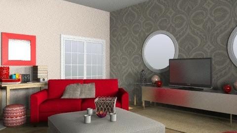 ggw - Glamour - Living room  - by bai89
