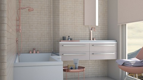 Lavabo - Bathroom  - by Liu Kovac