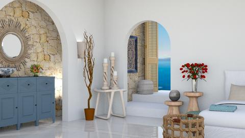 modern greek  - by mollysamuel