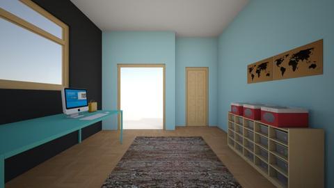 kristie Y play room - by montanafarmhouse