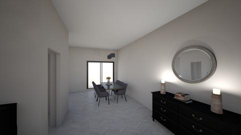 Begane grond - Living room  - by sabrinajoest