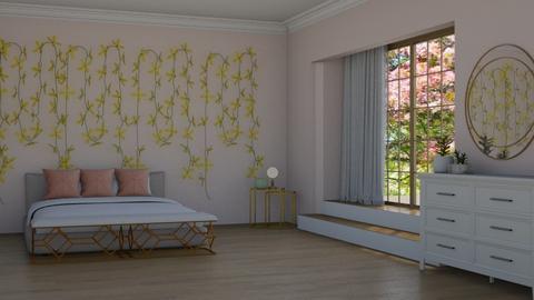 succulent - Bedroom  - by MillieBB_fan