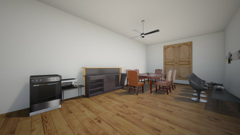 kitchen - Kitchen - by Zender 758