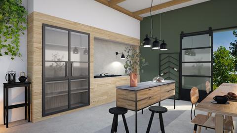 Barn kitchen - by Designer1007