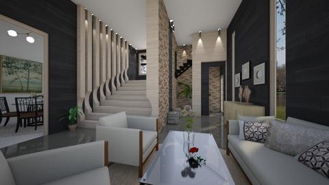 Impressive staircase - by ilcsi1860