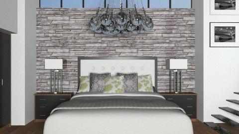 Manhattan master - Modern - Bedroom  - by Abdallah Alayan