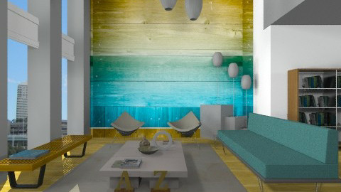 Icons - G.Nelson - Modern - Living room - by Gregorymydeco