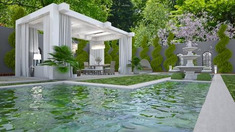 Garden Retreat 11B - Garden  - by Fofinha