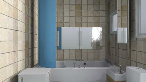 Craig - Eclectic - Bathroom  - by chicky1