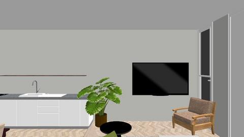 TSAv1 - Living room  - by Thijs00