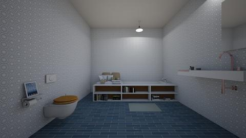 my apartment room 2 - by Chardesigner