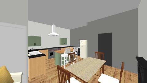 kitchen 4 - Kitchen  - by lloydy121