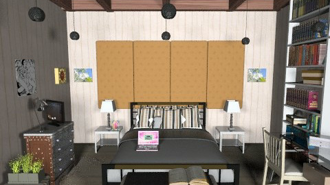 sem  nome - Glamour - Bedroom  - by HannaTOTE