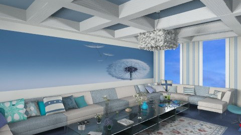 relax room - Modern - Living room - by rokhi
