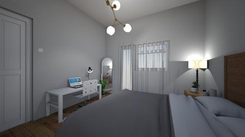 leisure - Bedroom  - by dolgorsurennnn