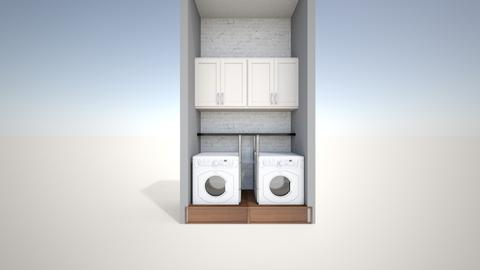 Laundry Closet - Country - by kelseyolberg