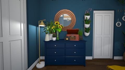 Bohemian style - Bedroom  - by ASchuchardt