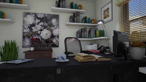 office 5 - Office  - by SherryDW