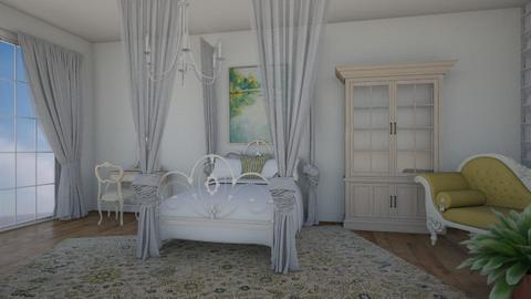 elegant room - by daisy_belle