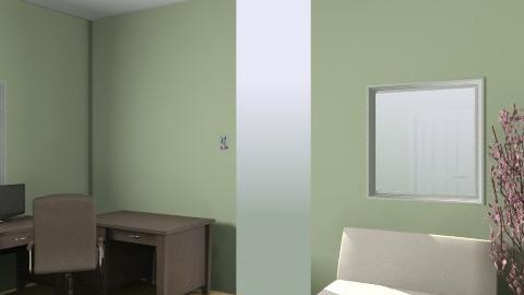 Manda - Minimal - Office  - by idontlikepie