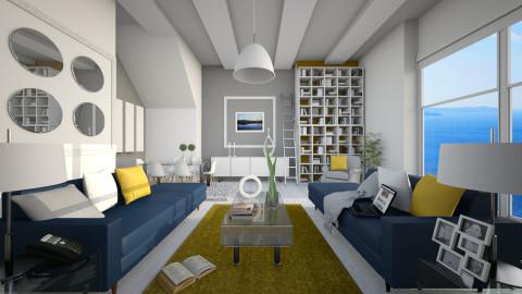 freeeeesh - Modern - Living room  - by Senia N