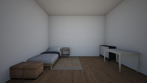 New mordern room - Modern - Bedroom - by unicornsalldayeveryday631