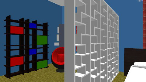 Room - Modern - Bedroom - by ndfinney