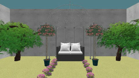 garden of aden - Classic - Garden  - by emigeorge