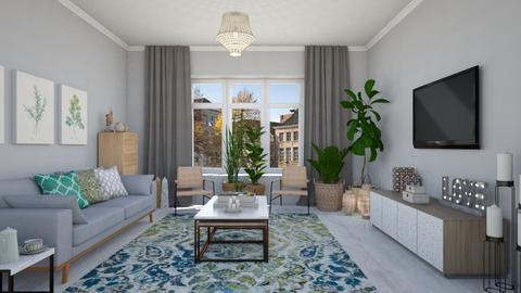 IP Terrazzo living - Modern - Living room  - by martinabb