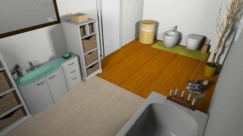 mybat - Bathroom  - by de Gasperis Sarah