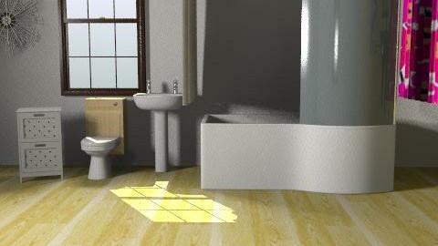 hamna298 - Glamour - Bathroom  - by hamna298