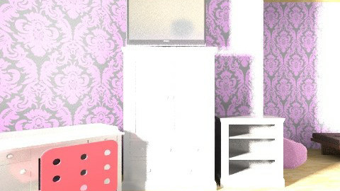 brooklins dream room - Glamour - Kids room  - by bababy girl