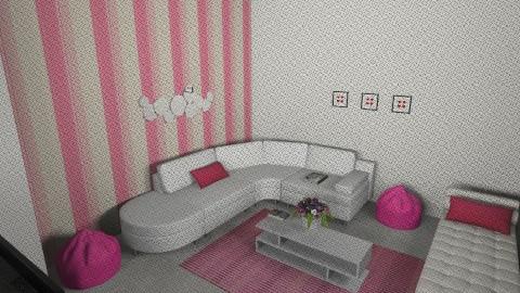 Lil Family Room - Modern - Living room - by Liizbeth