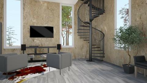 Sydney Gaddy - Modern - Living room - by sydneygaddy