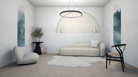 minimalist living room - Minimal - Living room  - by csd77