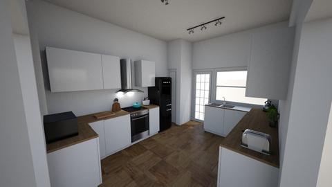 Gunton Lane - Kitchen  - by rachelbbridge