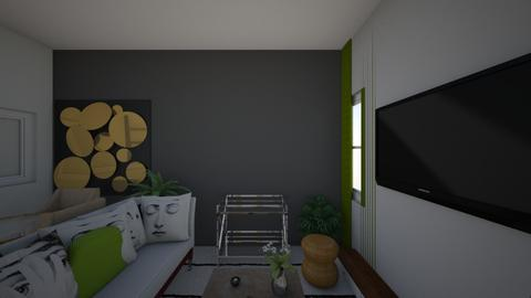 dede - Living room - by YMARTIN