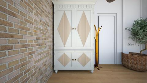 eerste huis - Minimal - Living room - by Velide