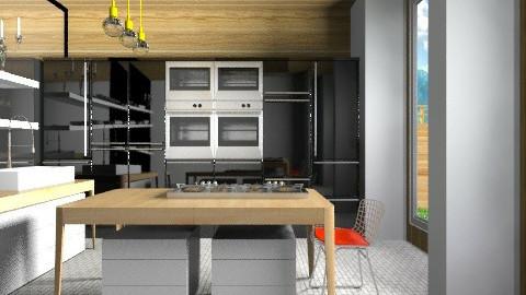 Modular Kitchen - Modern - Kitchen  - by 3rdfloor