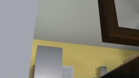 kitchen reno - Rustic - Kitchen  - by Heili